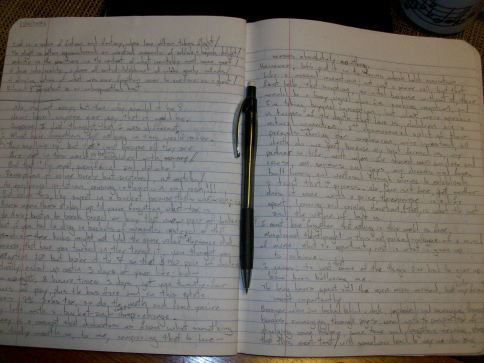 Page of Lyrics