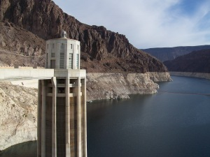 Hoover Dam Water Depletion