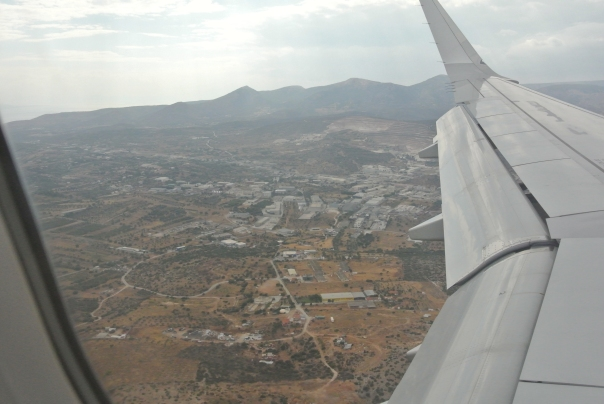 Athens from the Air