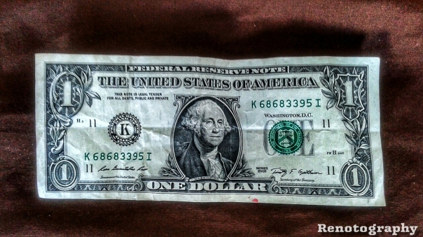 The 'Almighty' Dollar