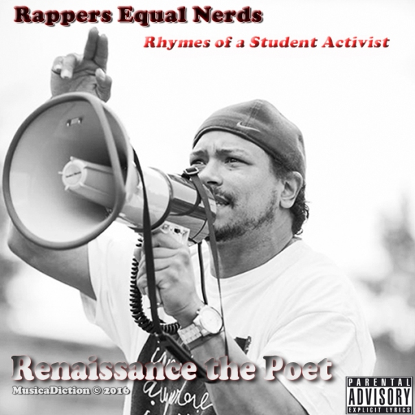 Rappers Equal Nerds Album Cover 6