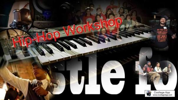 Hip Hop Workshop banner